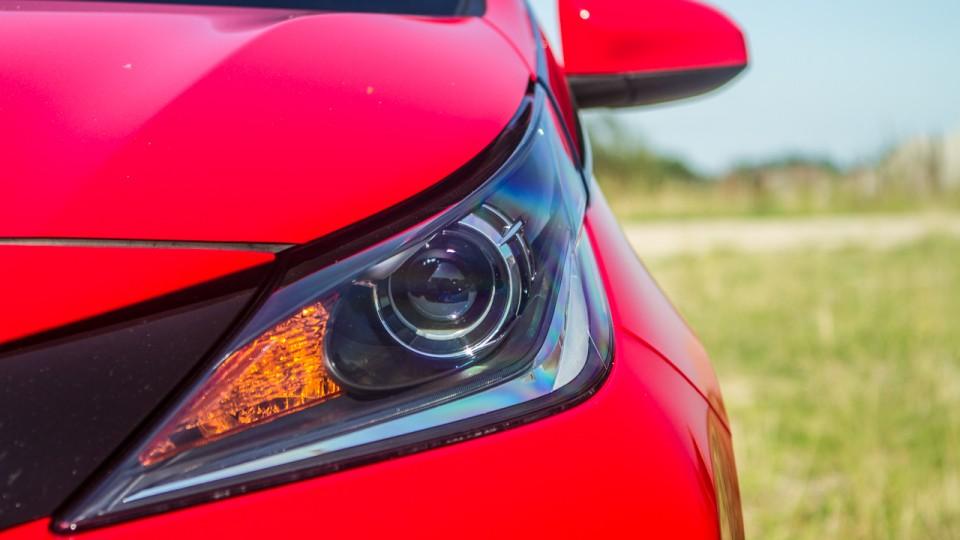 Toyota Aygo koplamp