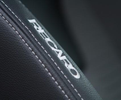 Ford Fiesta ST stoel