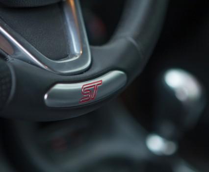 Ford Fiesta ST stuur