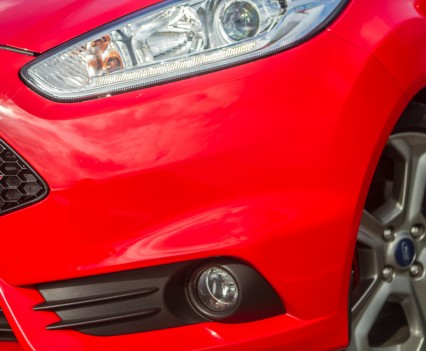 Ford Fiesta ST koplamp