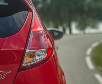 Ford Fiesta ST achterlicht