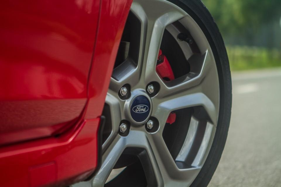 Ford Fiesta ST velg