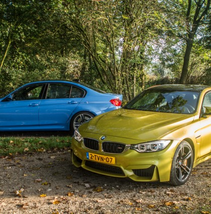 JongensdrooM: BMW M3 & M4
