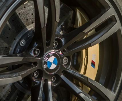 BMW F82 M4 Keramische remmen 2014