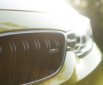 BMW F82 M4 grille 2014
