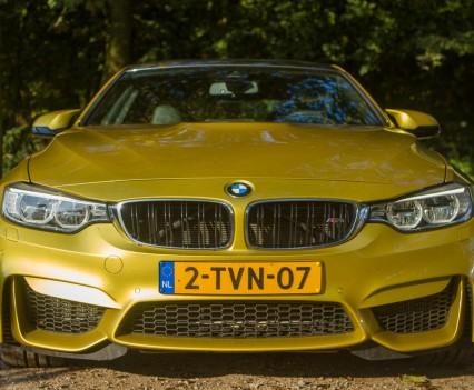 BMW F82 M4 front Austin Gelb 2014