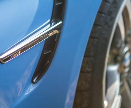 BMW F80 M3 luchtsleuf 2014