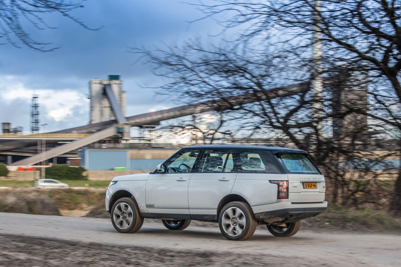 Range Rover Hybrid 2014