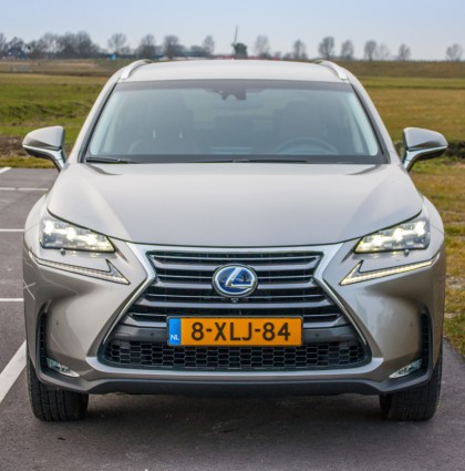 Mixed feelings: Lexus NX 300h Hybrid