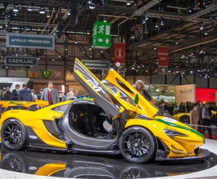 85th Geneva International Motor Show