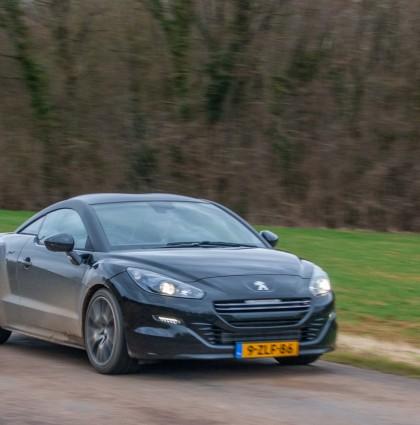 Met de R van Roadtrip: Peugeot RCZ-R