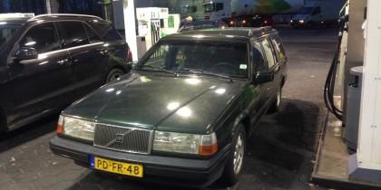 SnappCar avonturen: Volvo 940 Estate