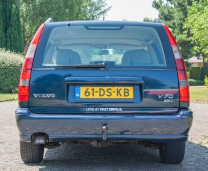 Back Volvo V70 2.5D