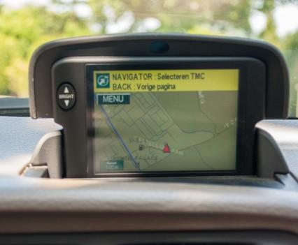 Navigatie Volvo V70 2.5D