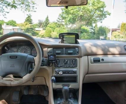 Chique dash Volvo V70 2.5D