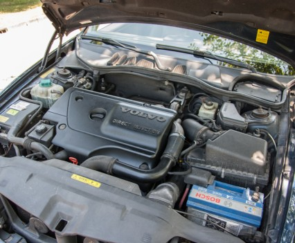 Dikke diesel Volvo V70 2.5D