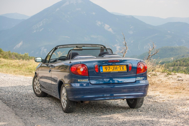 Renault Megane Cabrio 2002