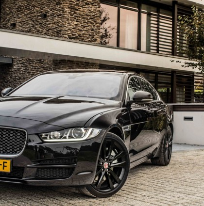 Not for your eyes only: Jaguar XE