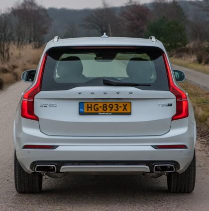 Zweedse inhaalslag: Volvo XC90