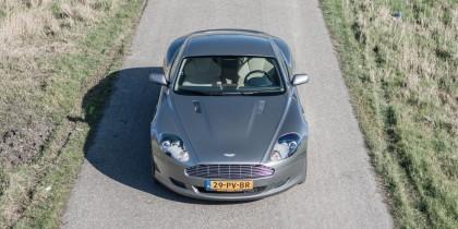Ontzagwekkend: Aston Martin DB9