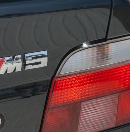 Stilte voor de storm: BMW M5 E39