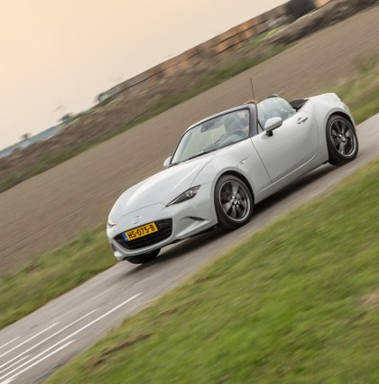 Simply amazing: Mazda MX-5