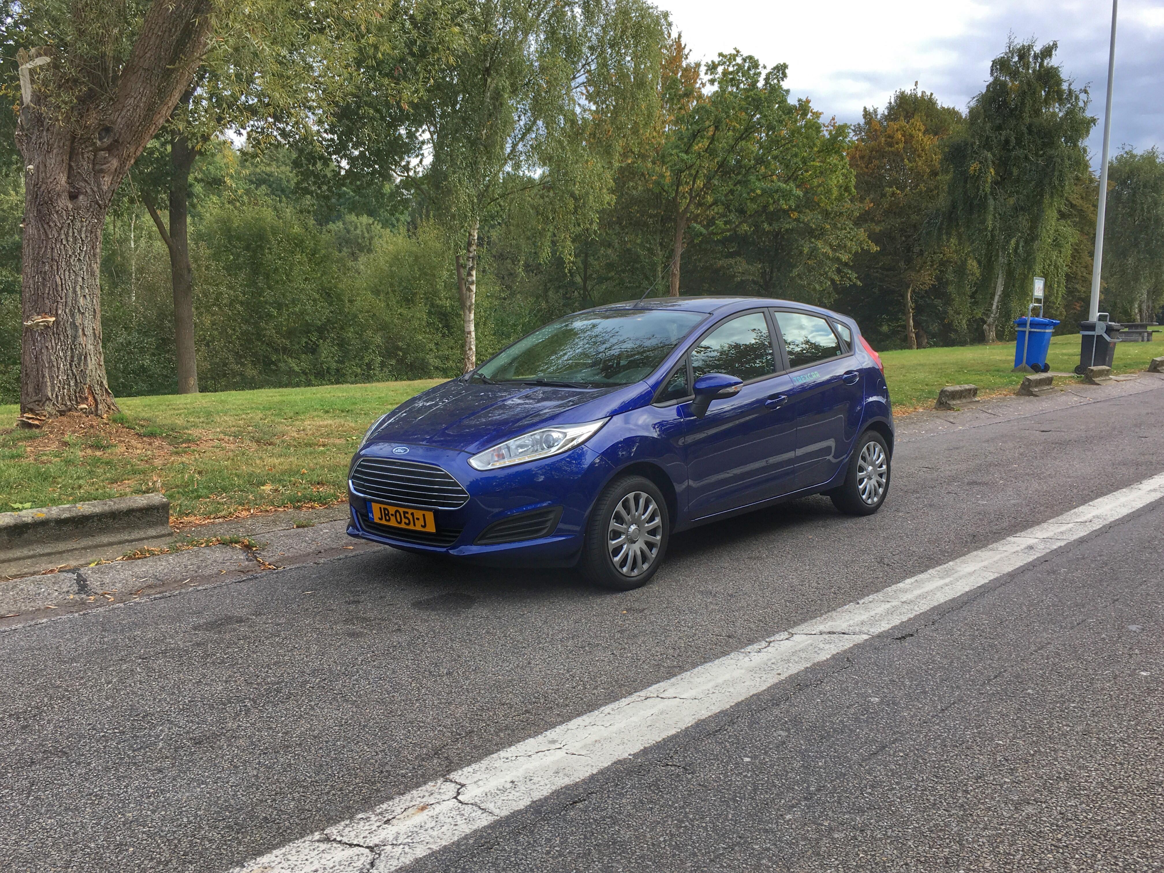 TrexCar Ford Fiesta