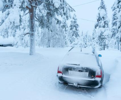 Audi A4 B5 Avant 1.9 TDI quattro Finland
