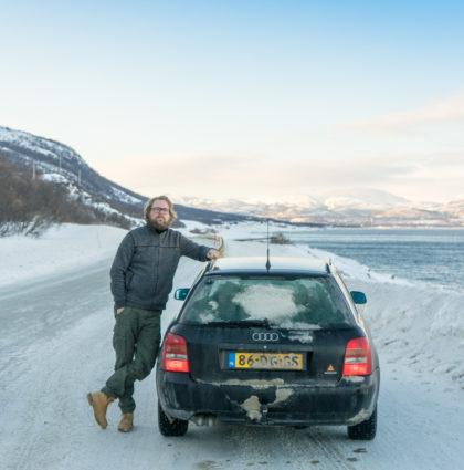 Tips voor een winterse roadtrip naar de Noordkaap