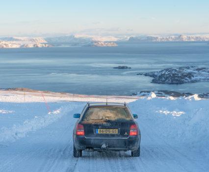 Audi A4 B5 Avant 1.9 TDI quattro Noorwegen