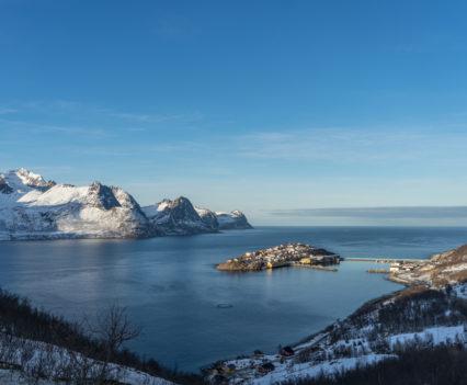 Roadtrip Noordkaap Noorwegen Senja Husøy