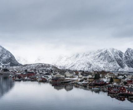 Roadtrip Noordkaap Noorwegen Lofoten Reine