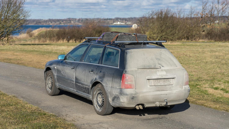 Audi A4 B5 Avant 1.9 TDI quattro vies