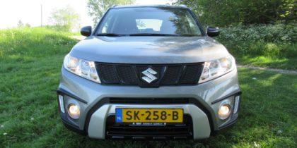 Arno's eerste indruk: Suzuki Vitara