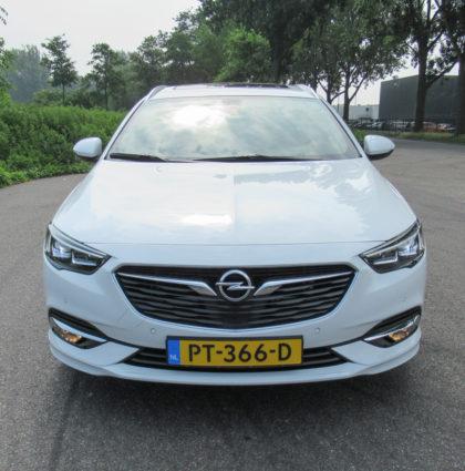 Arno's eerste indruk: Opel Insignia