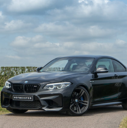 Wilde haren: BMW M2