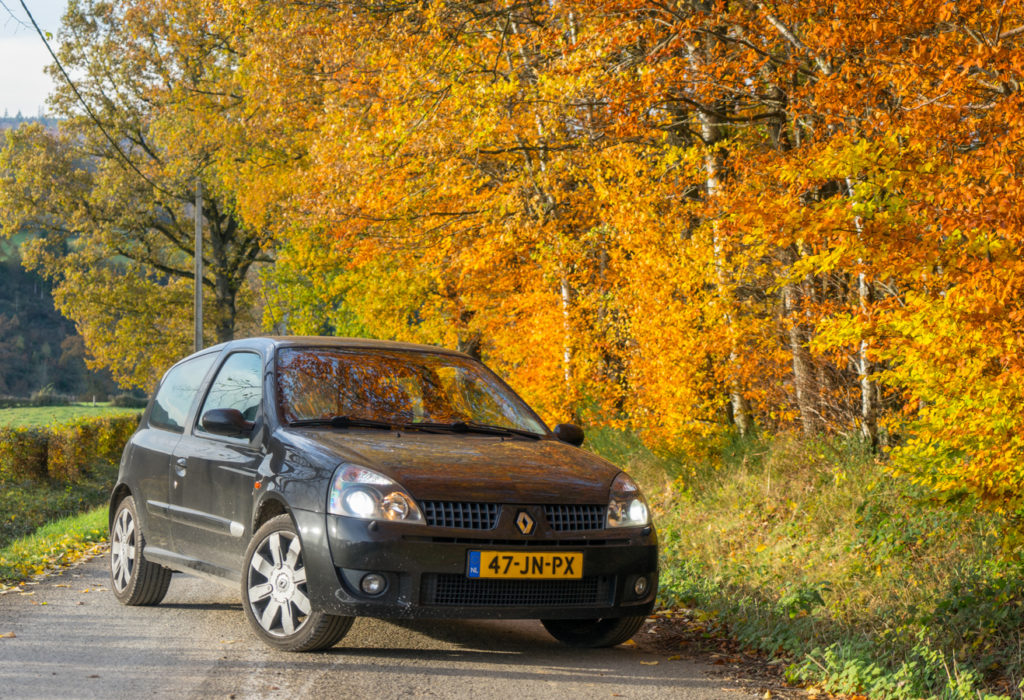 Renault Clio II RS